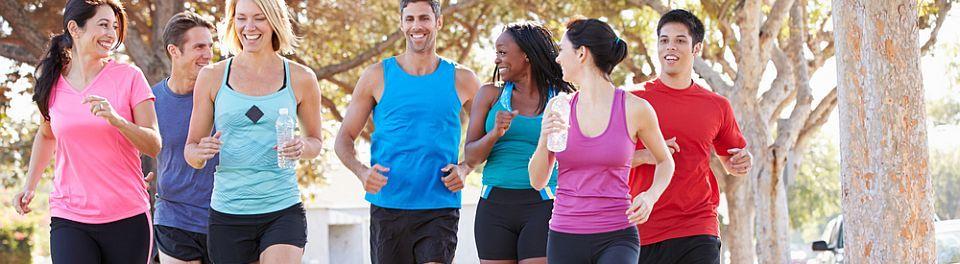 DIANA Anwendungsgebiete Fitness